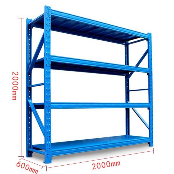 Custom Car Carpet Steel Commercial Cantilever Rack Shelving